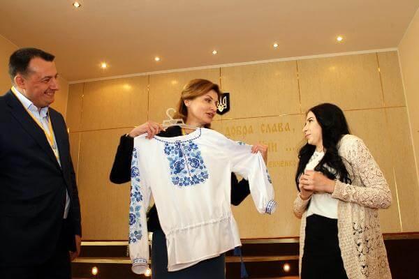 Марина Порошенко підтримує інклюзивну освіту на Чернігівщині (ФОТО)