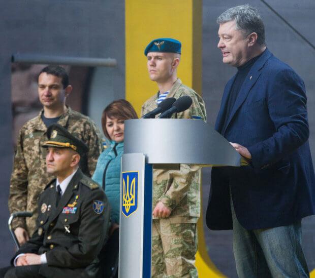 Ви будете прикладом для кожного українця – Президент членам національної збірної України для участі в «Іграх нескорених». invictus games, ігри нескорених, петро порошенко, змагання, обмеженими фізичними можливостями
