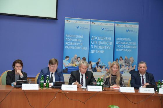 Запровадження системи раннього втручання може допомогти до 250 000 українських дітей з ризиком або затримками розвитку. допомога, меморандум, особливими потребами, раннє втручання, інвалідність