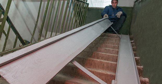 У 70 житлових будинках Харкова встановлять з'їзди для інвалідів-візочників