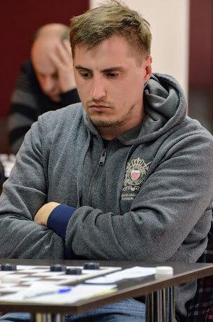 Спортсмен із Кам'янського – чемпіон Європи з шашок