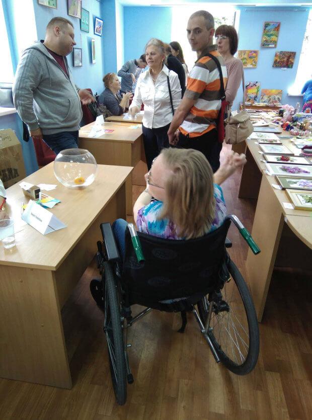 Як столичні чиновники знущаються над людьми з інвалідністю. київ, центр профреабілітації, доступність, ярмарок вакансій, інвалідність
