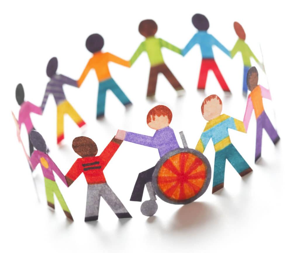 Ілюзія інклюзії. ibby, права людини, інвалідність, інклюзивна література, інклюзія, cartoon, drawing, decorated, child art, toy. A birthday cake