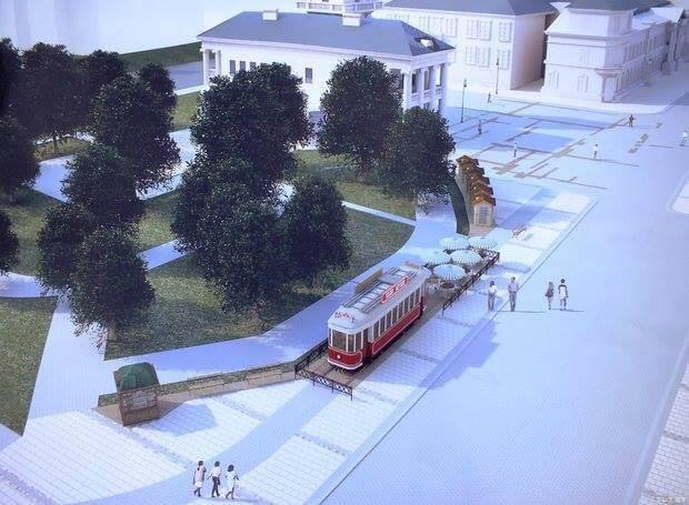 Трамвай+кафе+музей: вінничани з інвалідністю створюють нову атракцію у Вінниці. вінниця, особливими потребами, проект, трамвай-музей-кав'ярня, інвалідність