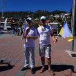 Світлина. Луцькі «діти дощу» представляли Україну на фестивалі у Туреччині. Новини, інвалід, фестиваль, Туреччина, дитина-аутист, розлади аутичного спектру