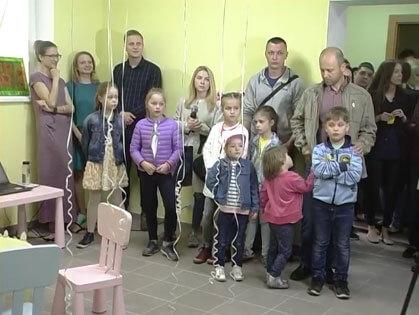 У Рівному особливі дітки опановуватимуть різні професії (ВІДЕО)
