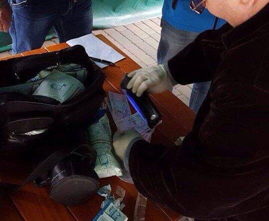На Черкащині СБУ затримала на хабарі чиновника водоканалу (ФОТО, ВІДЕО)
