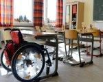 Особливі освітні потреби. 5 нових правил інклюзивної освіти. навчання, особливими освітніми потребами, інвалідність, інклюзивна освіта, інклюзія, floor, indoor, wheel, window, tire, furniture, chair, land vehicle. A chair sitting in front of a window