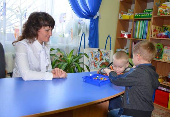 Центр соціальної реабілітації дітей-інвалідів відзначив п'яту річницю діяльності