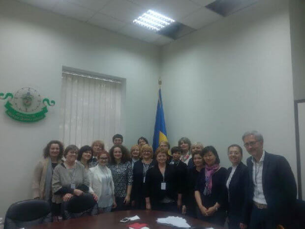У Міністерстві охорони здоров'я України відбулось перше засідання Платформи раннього втручання. платформа діалогу, засідання, порушення розвитку, раннє втручання, інвалідність