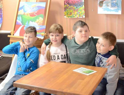 Для батьків дітей із синдромом Дауна у Кременчуці хочуть зняти фільм