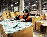 Допомогли знайти своє місце в житті. знам'янка, працевлаштування, центр зайнятості, інвалід, інвалідність, indoor, person, clothing, box. A person sitting on display in a store