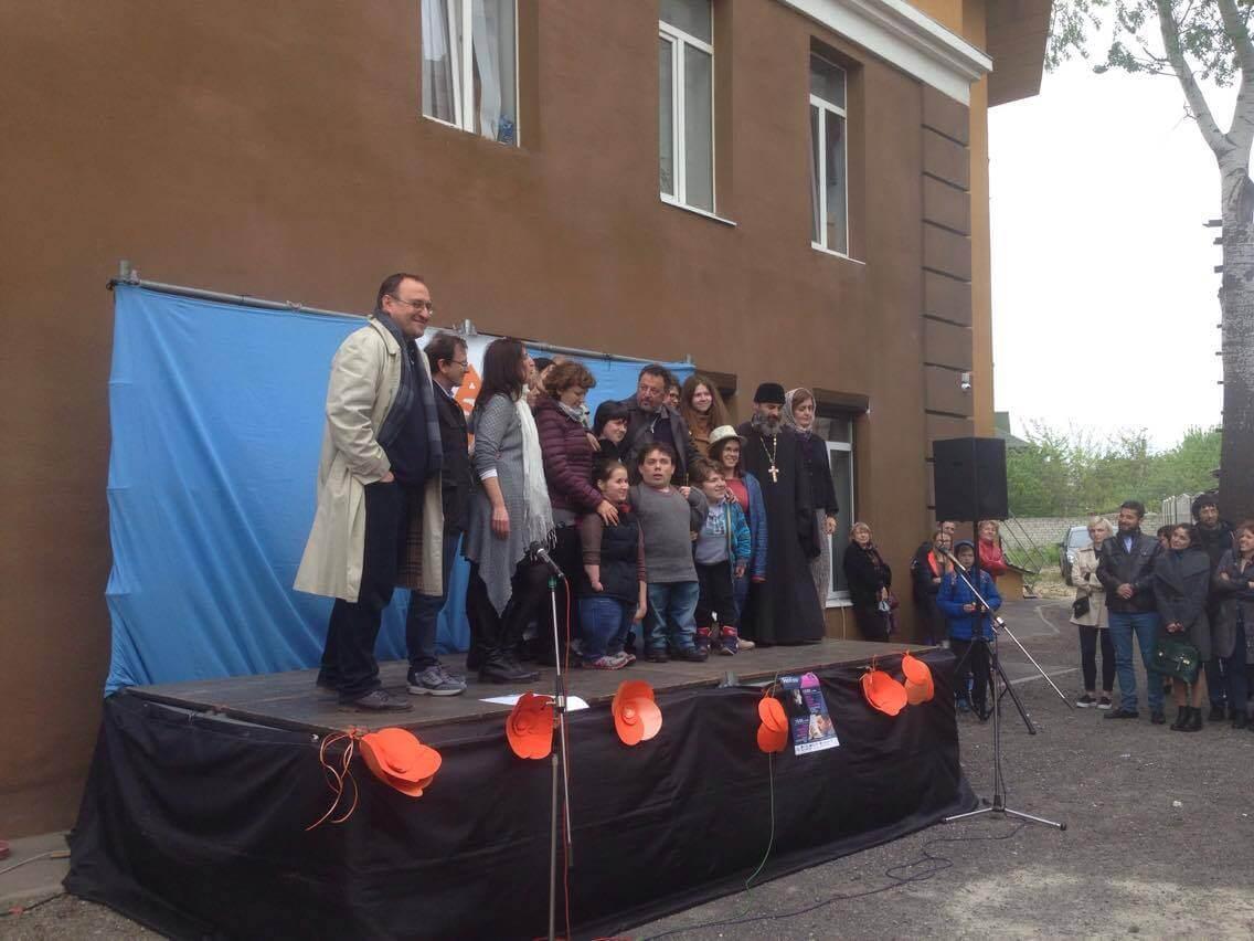 В Харькове открылся «умный» адаптационный центр для детей с особенными потребностями