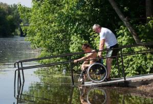 У Дніпрі може з'явитися екопарк відпочинку для молоді та людей з обмеженими можливостями. дніпро, екопарк, обмеженими можливостями, інвалід, інвалідність