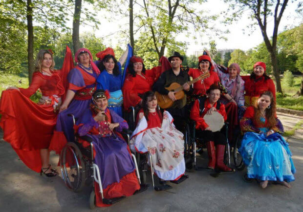Особливі актори побували у Львові. міжнародний фестиваль, черкаси, актор, особливий театр, інвалідність