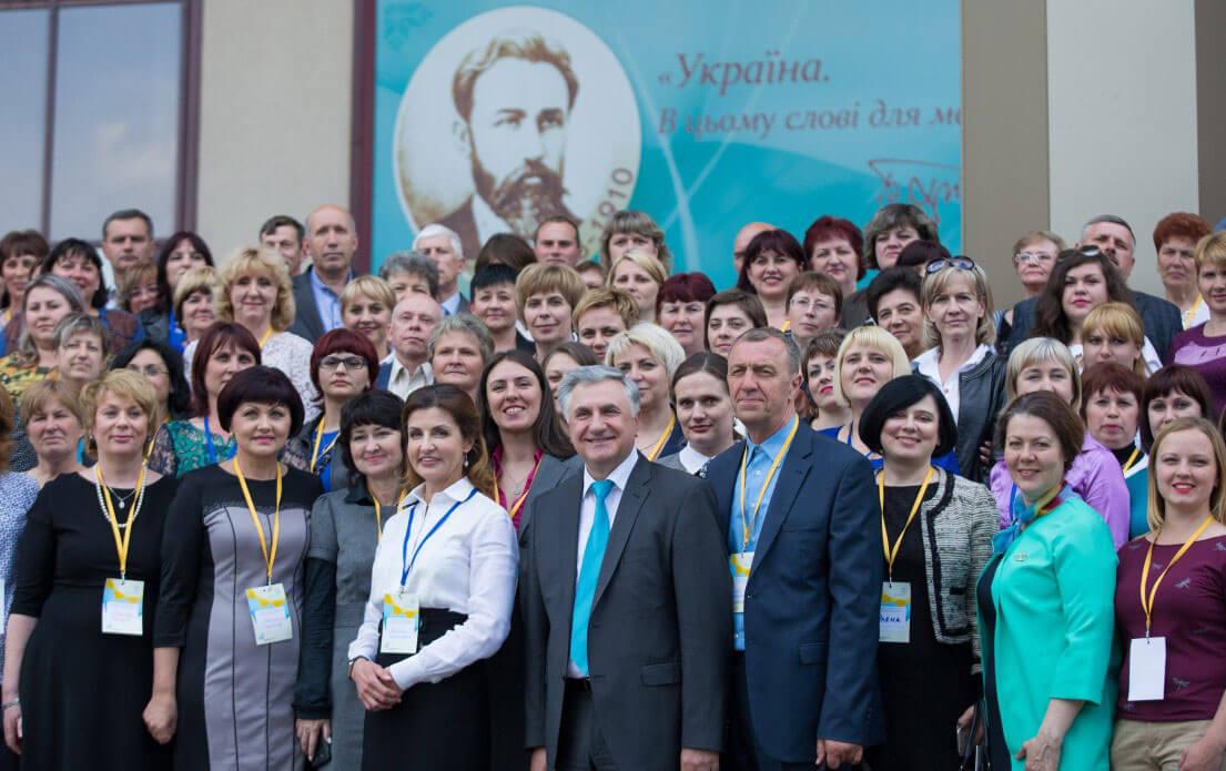 Марина Порошенко: Ми розпочали національний рух «За інклюзивну освіту в Україні!»