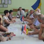 Відбулось засідання координаційної ради у справах осіб з обмеженими фізичними можливостями