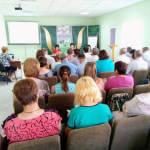 Світлина. На Полтавщині для людей з інвалідністю планують створювати нові денні відділення перебування. Новини, інвалідність, обмеженими можливостями, Полтавщина, семінар-нарада, денне відділення перебування