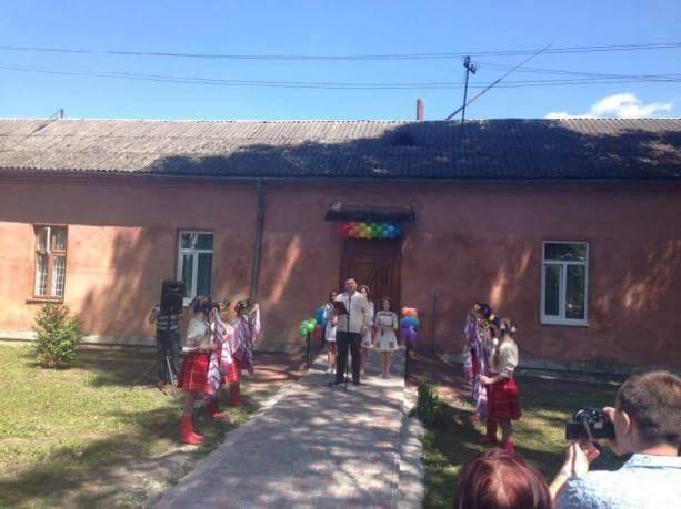 У Городку відкрили відділення соціальної реабілітації дітей-інвалідів