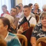 Світлина. Питання безбар'єрного середовища для людей з інвалідністю обговорюватимуть в Ужгороді впродовж 3-х днів. Безбар'ерність, інвалідність, інвалід, семінар, Ужгород, ВОІ СОУІ