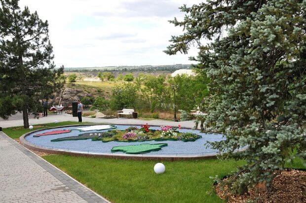 На Хортиці відкрили першу чергу унікального для України реабілітаційного парку. хортиця, доступність, особливими потребами, реабілітаційний парк, інвалід