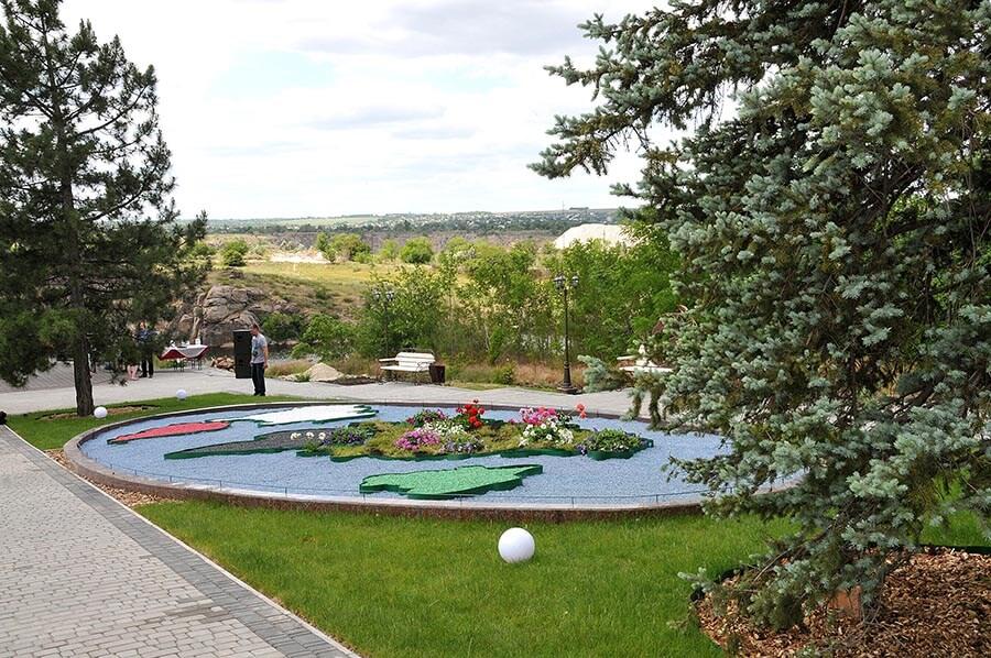 На Хортиці відкрили першу чергу унікального для України реабілітаційного парку (ВІДЕО)