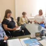Світлина. Проекти для людей з особливими потребами обговорили на зустрічі в Ужгородській міській раді. Новини, особливими потребами, інвалід, зустріч, волонтер, Ужгород