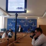 Світлина. Правосуддя без бар'єрів: досвід столичних судів. Безбар'ерність, інвалідність, доступність, Київ, суд, правосуддя