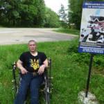«Чим Україна відрізняється від Ізраїлю?», - інвалід з дитинства з Тернопільщини не розуміє, чому його не беруть в армію (ВІДЕО)