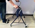 Подаруй комусь рух: у Вінниці формують базу інвалідних засобів. вінниця, засоби реабілітації, обмін, ресурсний центр, інвалідність, person, floor, indoor, chair, tripod