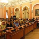 Світлина. В Одесі розглянули питання доступності людей з особливими потребами до об`єктів інфраструктури. Безбар'ерність, доступність, особливими потребами, інвалід, засідання, Одеса