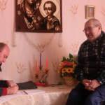 Житомирський місцевий центр правової допомоги та бюро проводять виїзні прийоми для людей з обмеженими фізичними можливостями
