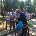 Світлина. У Городку відкрили відділення соціальної реабілітації дітей-інвалідів. Реабілітація, навчання, дитина-інвалід, відділення соціальної реабілітації, Городок, навички
