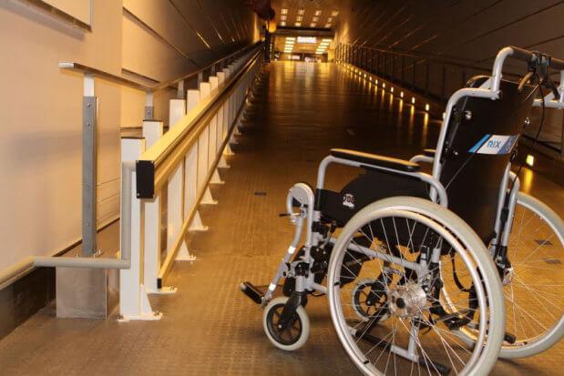 Аэропорт «Рига» номинирован на получение награды «Доступность среды аэропортов». аэропорт рига, доступность, инвалидность, награда, пассажир