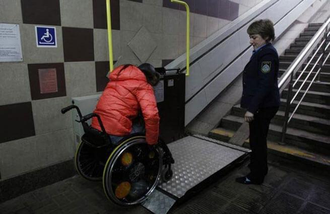Стало известно, как изменится метро для людей с инвалидностью