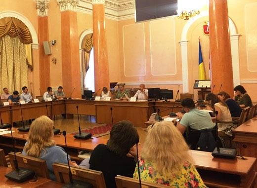 В Одесі розглянули питання доступності людей з особливими потребами до об`єктів інфраструктури