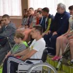 На Волині вперше провели табір фізкультурно-спортивної реабілітації інвалідів