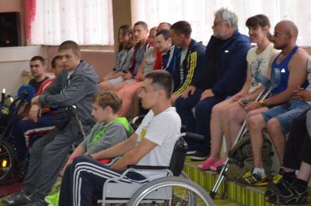 На Волині вперше провели табір фізкультурно-спортивної реабілітації інвалідів. інваспорт, волинь, табір, інвалід, інвалідність