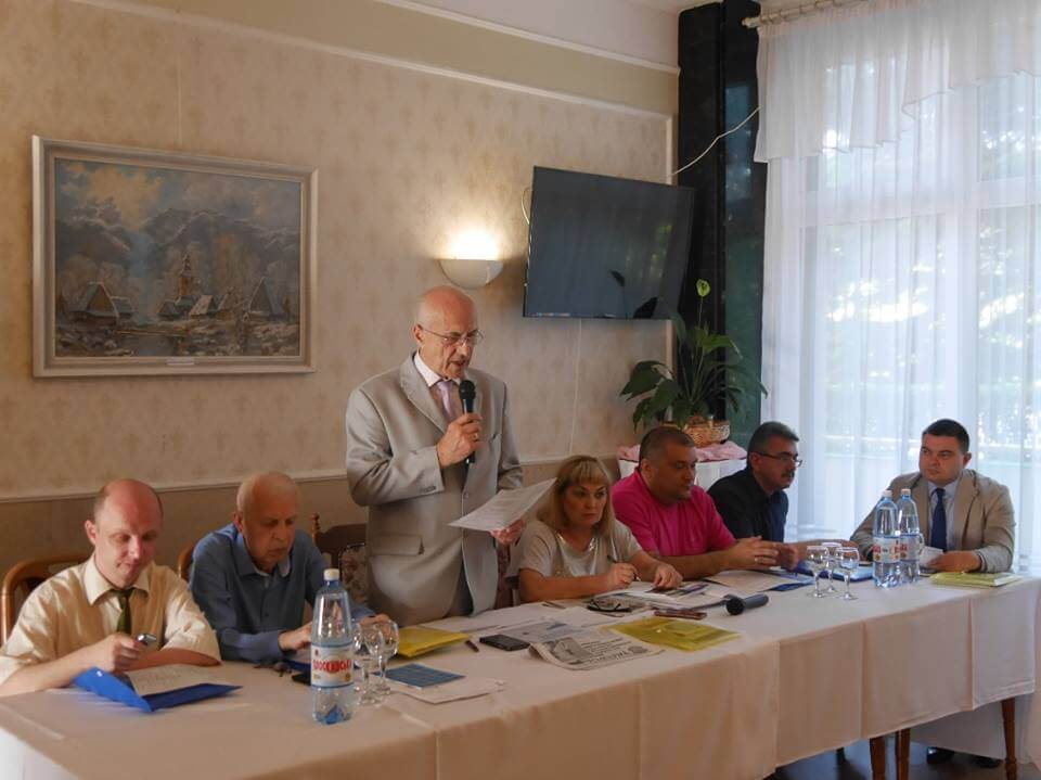Питання безбар'єрного середовища для людей з інвалідністю обговорюватимуть в Ужгороді впродовж 3-х днів (ФОТО)