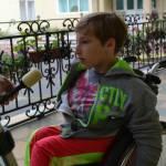 Світлина. На Волині вперше провели табір фізкультурно-спортивної реабілітації інвалідів. Реабілітація, інвалідність, інвалід, Волинь, Інваспорт, табір