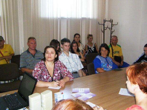 В Олександрії відбувся ярмарок вакансій для громадян з інвалідністю. олександрія, працевлаштування, ярмарок вакансій, інвалід, інвалідність