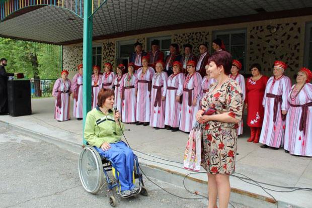 «Європейський досвід реабілітації осіб з інвалідністю – перспективи та можливості»