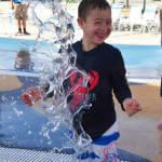 Світлина. У США відкрили перший аквапарк для людей з інвалідністю: зворушливі фото. Новини, інвалідність, США, Острів натхнення Моргана, Morgan's Inspiration Island, аквапарк