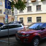 Світлина. Хто в Івано-Франківську паркується на місцях для інвалідів?. Новини, інвалідність, інвалід, Івано-Франківськ, паркування, рейд