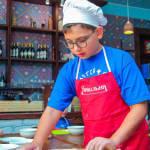 """Світлина. Прес-реліз: Соціалізація дітей з аутизмом за допомогою """"фуд-терапії"""". Новини, Київ, аутизм, проект Kids Autism Games, розлади аутичного спектру, проект Handmade charity"""