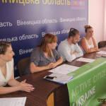 «Інклюзивний стріт-арт» – проект, спрямований на розбудову інклюзивного середовища на Вінниччині