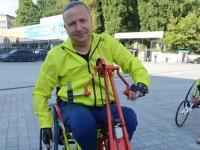 """Олег Иваненко: """"Врачу пришлось практически отрезать мне голову, чтобы поставить вместо пятого позвонка трансплантат"""""""