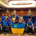 В Україну повернулись фехтувальники-паралімпійці з 6 високими нагородами етапу кубку світу