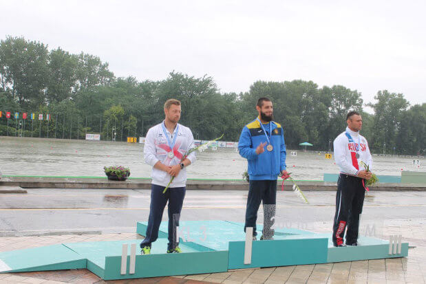 Українські параканоїсти стали другими в Європі. змагання, параканое, спортсмен, чемпіонат європи, інвалід