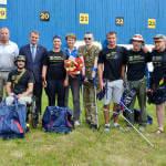 У Львові відбулось показове тренування учасників міжнародних спортивних змагань серед військовослужбовців «Ігри Нескорених» («Invictus Games»)